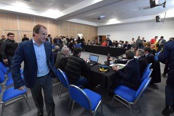 Intendentes de Cambiemos se reunieron con el gobernador Bordet