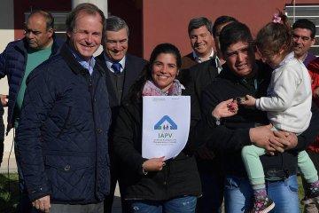 """IAPV: Bordet celebró la llegada desde Nación """"de parte de lo que estaba adeudado"""""""