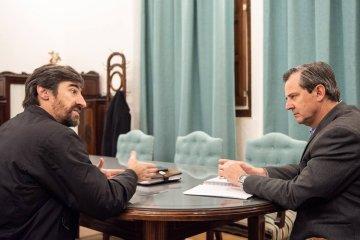 Bahl y Giano analizaron el proyecto de ley electoral