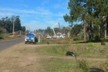 Un operario murió tras recibir una fuerte descarga eléctrica