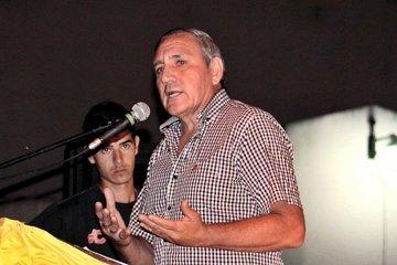 """El ex intendente de Los Charrúas contratacó y dijo que tiene la """"conciencia tranquila"""