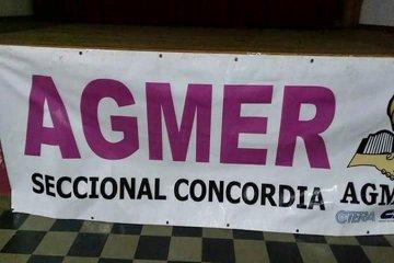 AGMER Concordia se suma al Día Internacional de la Eliminación de la Violencia contra la Mujer