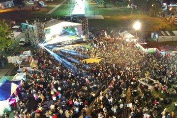 El clima obligó a reprogramar la Fiesta Provincial del Inmigrante