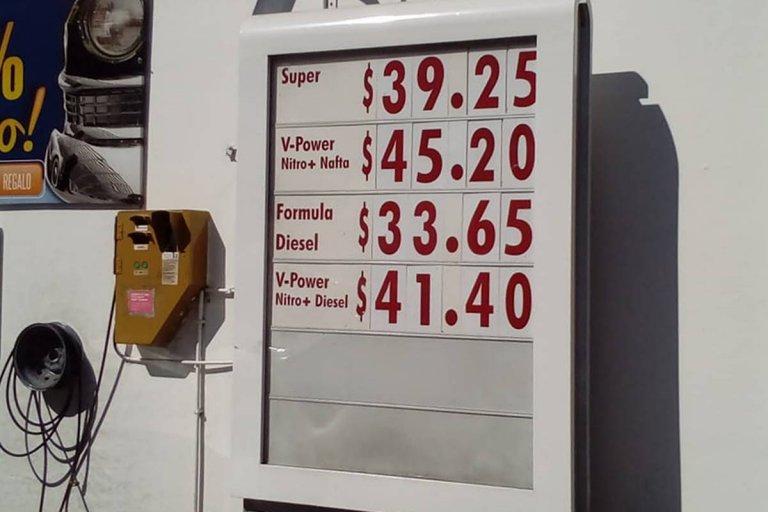 Los nuevos valores de Shell en Concordia