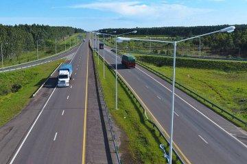 Otra vez llegan a tiempo para evitar un suicidio en un puente aéreo de la autovía 14