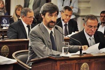 Giano presentó el proyecto de ley de adhesión a la Ley Micaela