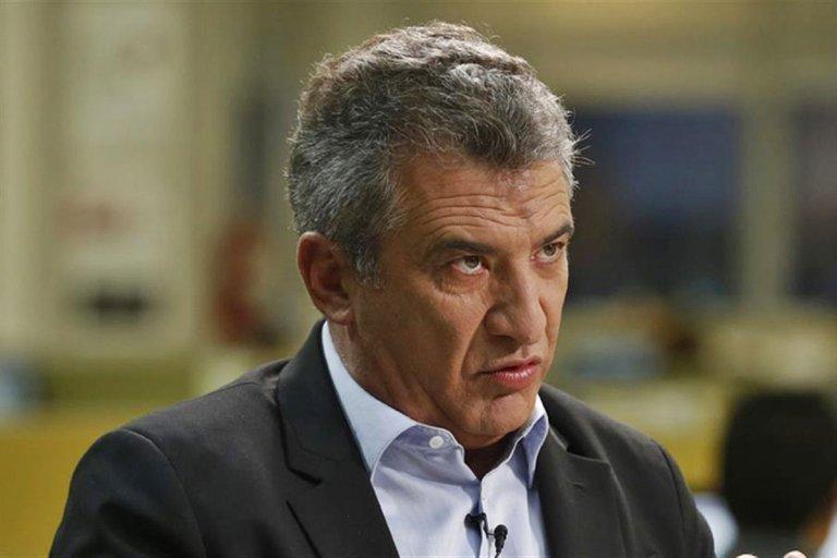 Sergio Urribarri, ex gobernador de la provincia de Entre Ríos