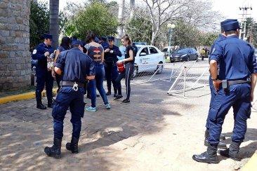 Más  de 100 policías para el operativo de seguridad en el Día del Estudiante