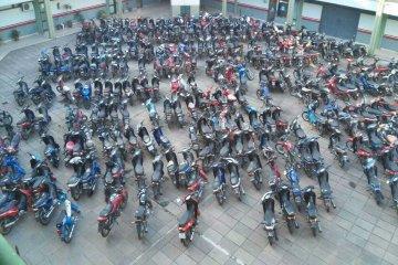 Suspenderán el cobro de estadía para las motos que se encuentren secuestradas