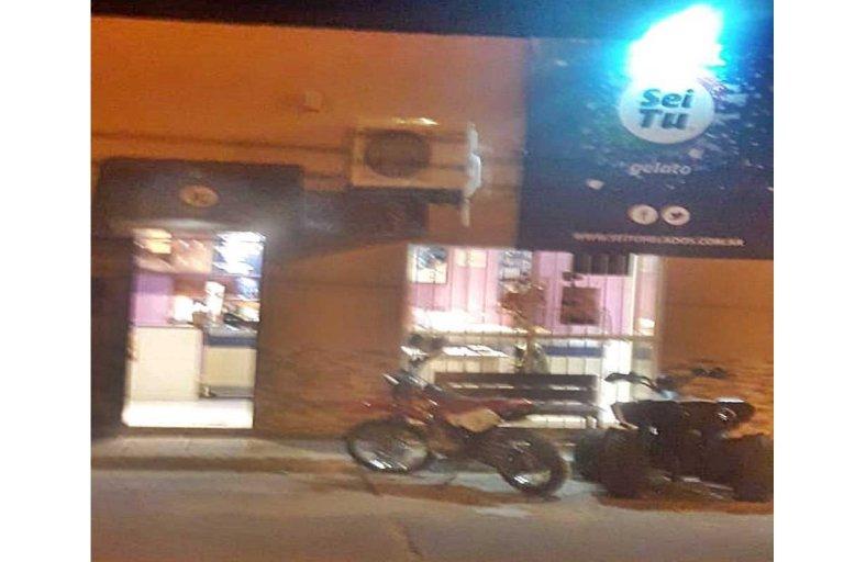 El robo ocurrió en la tarde de este jueves, en La Bianca.