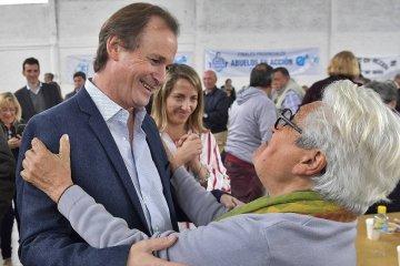 Bordet remarcó el aumento provincial del 40% en salud y 80% en gasto social