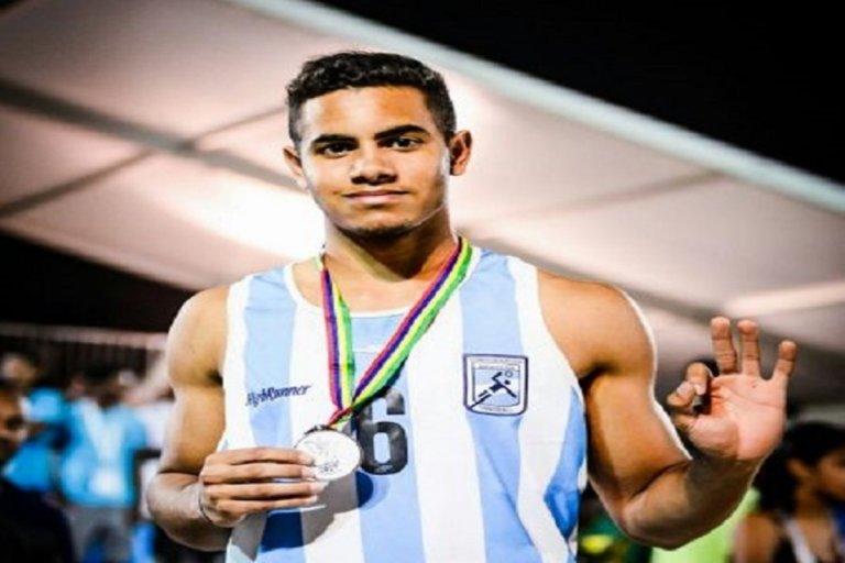 """Chajarí recibe este sábado a su """"hijo olímpico"""" Francisco Daudinot"""