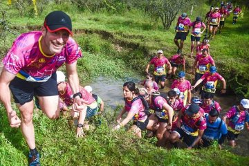 "Más de 2000 participantes largarán el Cruce de Salto Grande ""EGGER Runs"""