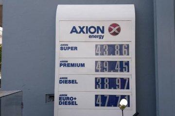 En Concordia algunas naftas Premium ya se acercan a los $50