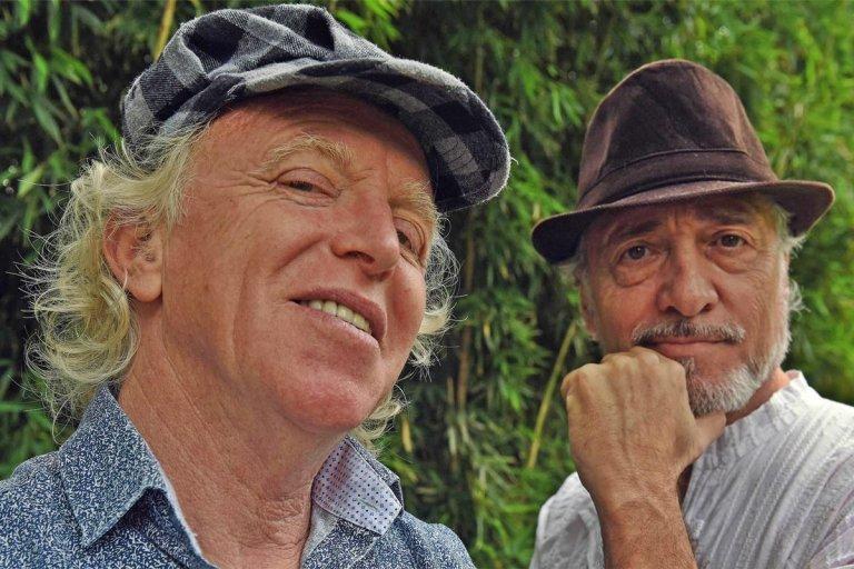 Pedro y Pablo, el mítico dúo del rock nacional, gratis en Concordia.