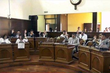 Con voto unánime el Concejo Deliberante aprobó el presupuesto municipal 2019