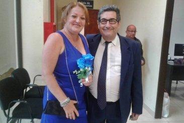 """Tras 29 años de noviazgo dieron el """"sí"""" un martes 13"""