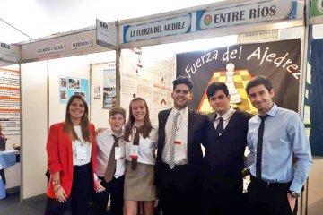 Concordienses fueron premiados en la Feria Nacional de Innovación Educativa