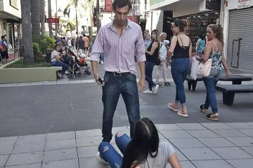 """En Concordia y Federación se instrumentó la campaña """"noviazgo sin violencia"""""""