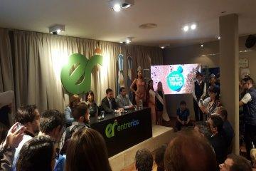 Chajarí se mostró en la presentación de la temporada en Buenos Aires