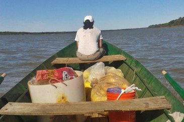 Para Semana Santa venden productos de pescado de río a domicilio