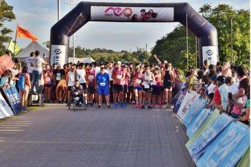 """Con récord de inscriptos se corre la Maratón 10K """"Ciudad de Concordia"""""""