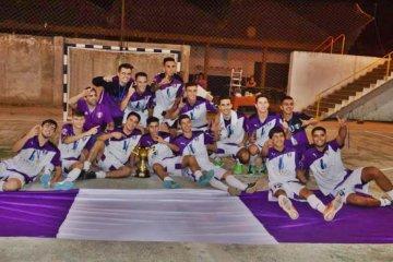 Concordia recibió al Torneo Provincial de Fútbol de Salón