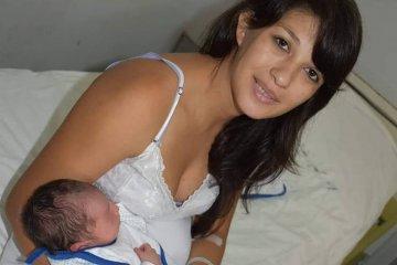 El primer bebé del año llegó en la maternidad del hospital Masvernat