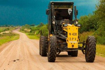 Vialidad provincial pide precaución a la hora de circular en caminos secundarios y terciarios