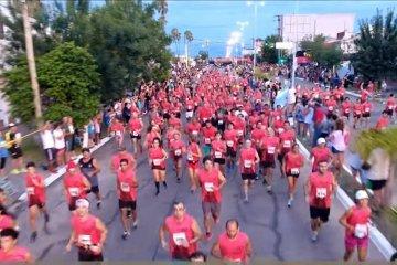 El video de Diario Río Uruguay que revive la pasión de la Maratón de Reyes