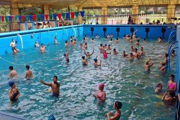 500 chicos concordienses participan de un recreativo de verano
