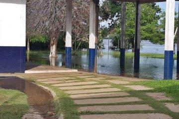 Salto Grande detalló los nuevos valores del río Uruguay