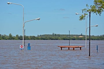 Salto Grande emitió los nuevos valores del río Uruguay para las próximas horas