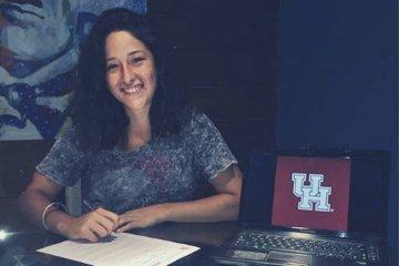Concordiense firmó un contrato con una  Universidad de Estados Unidos