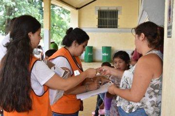 El municipio pone el acento en la asistencia sanitaria de los Centros de Evacuados