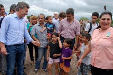 Macri afirmó que los argentino tendremos que acostumbrarnos a las inundaciones