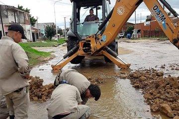 Dos barrios de Concordia se quedarán sin el suministro de agua