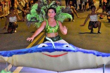 """La lluvia nuevamente obligó a suspender uno de los desfiles de los """"Pequeños Duendes"""""""