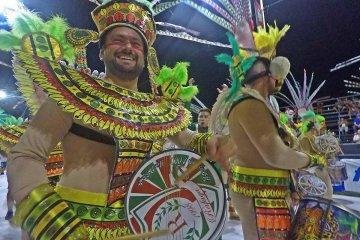 La grilla para el segundo desfile del Carnaval de Concordia