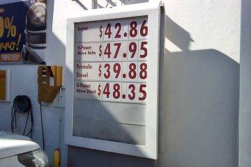 En Concordia también aumentó Shell y le siguió YPF