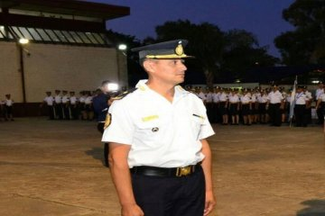 El comisario Lázaro Salinas asumirá como subjefe de la Departamental Federación