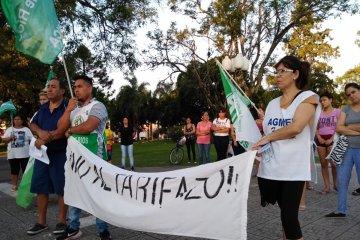 Organizan una marcha contra el tarifazo