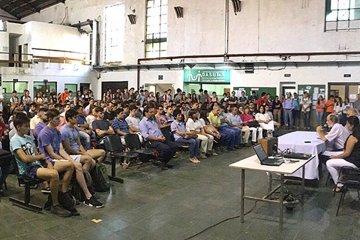 Cerca de 230 jóvenes iniciaron el seminario nivelatorio de la UTN Concordia