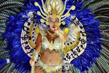 La grilla para la tercera noche del Carnaval de Concordia