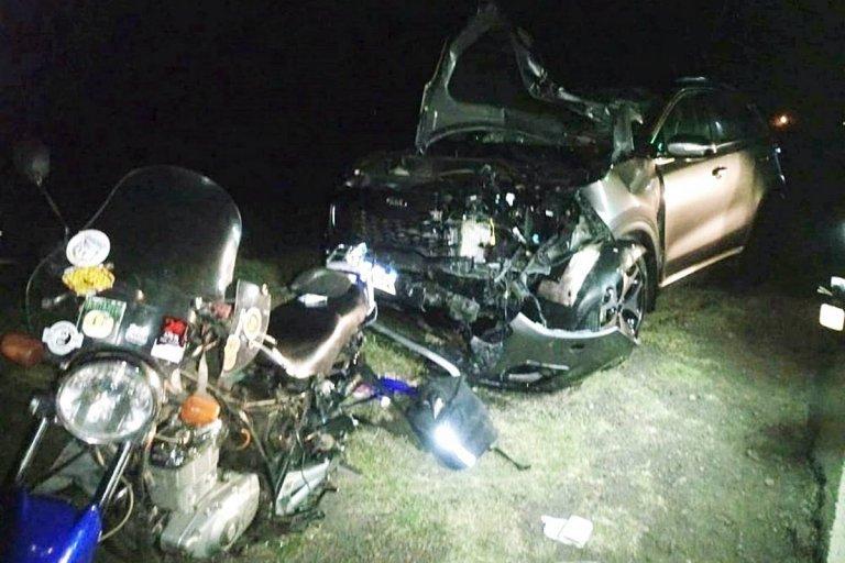 Dos personas fallecieron en el accidente