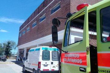 Momentos de tensión en el hospital de Concepción del Uruguay por un incendio