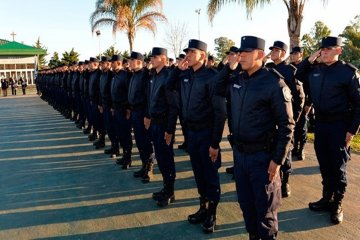 Abrieron las inscripciones para los cursos de Agentes de Policía