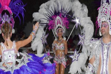 Todo listo para que Chajarí vibre al ritmo del Carnaval