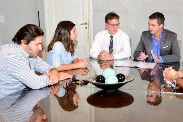 Instituciones intermedias junto al municipio promoverán la construcción de viviendas sustentables