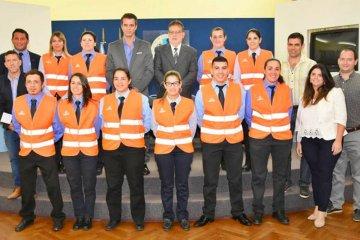 El municipio incorporó nuevos agentes de tránsito